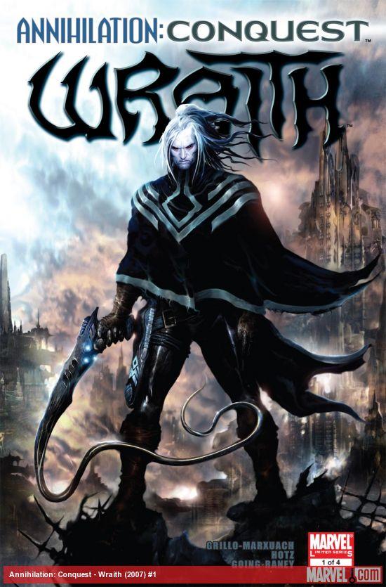 Annihilation: Conquest - Wraith (2007) #1