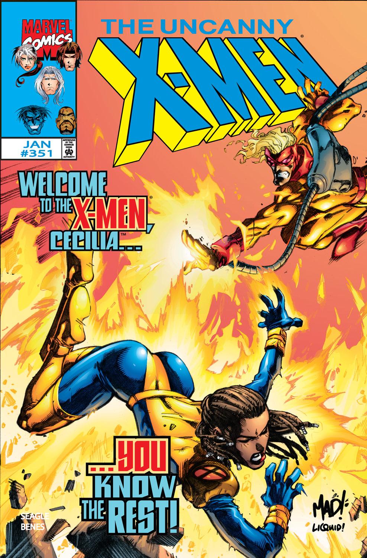 Uncanny X-Men (1963) #351
