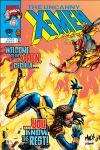 Uncanny X-Men (1963) #351 Cover