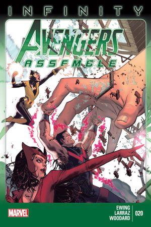 Avengers Assemble (2012) #20
