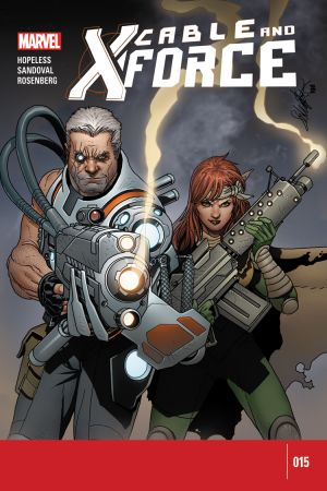 Cable and X-Force (2012) #15