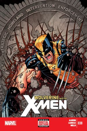 Wolverine & the X-Men #38