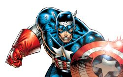 Follow the History of Captain America Pt. 28