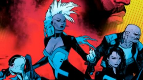 Marvel AR: Uncanny X-Force #1 Cover Recap