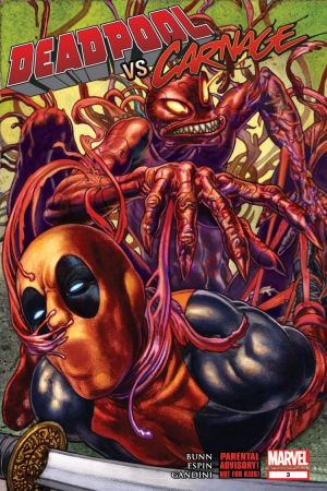 Deadpool Vs. Carnage (2014) #3