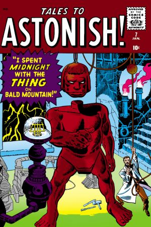 Tales to Astonish #7