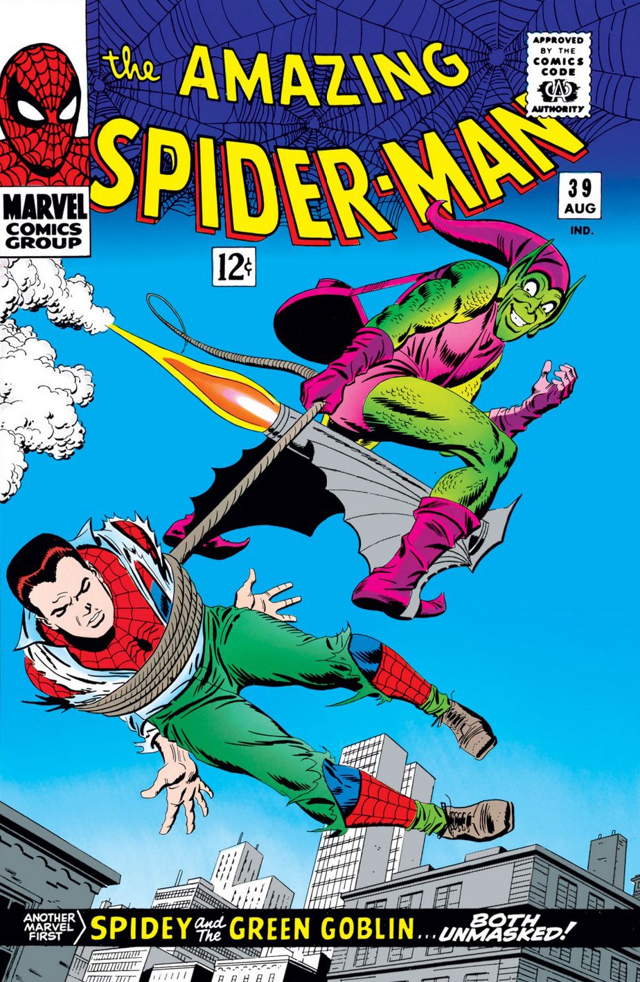 The Amazing Spider-Man (1963) #39