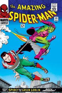 The Amazing Spider-Man (1963) #39