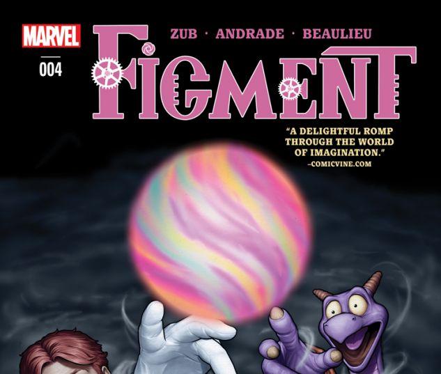 Disney Kingdoms: Figment (2014) #4