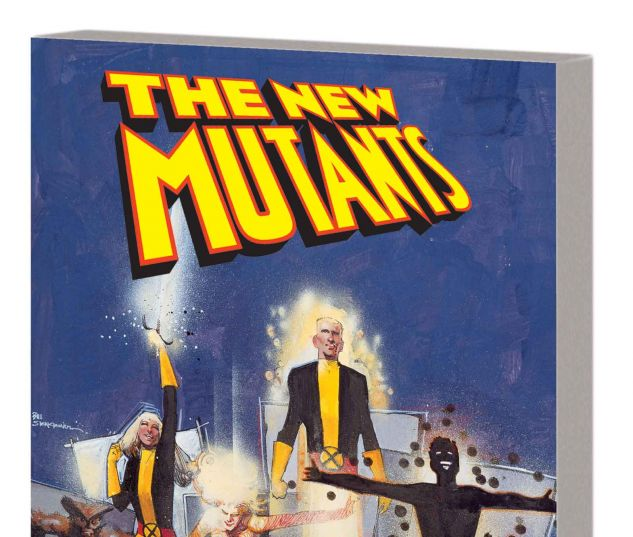 NEW MUTANTS/X-FORCE: DEMON BEAR TPB
