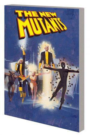 New Mutants/X-Force: Demon Bear (Trade Paperback)