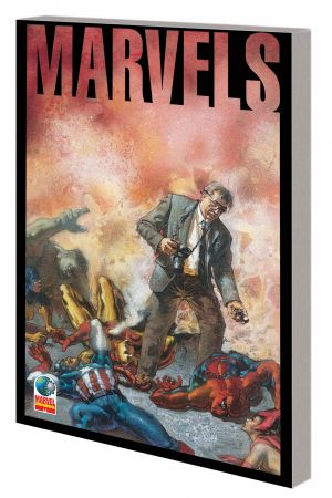 Marvels Companion (Trade Paperback)
