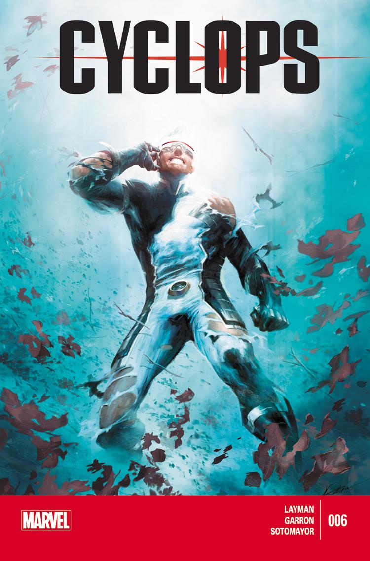 Cyclops (2014) #6