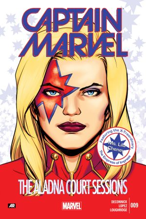 Captain Marvel (2014) #9