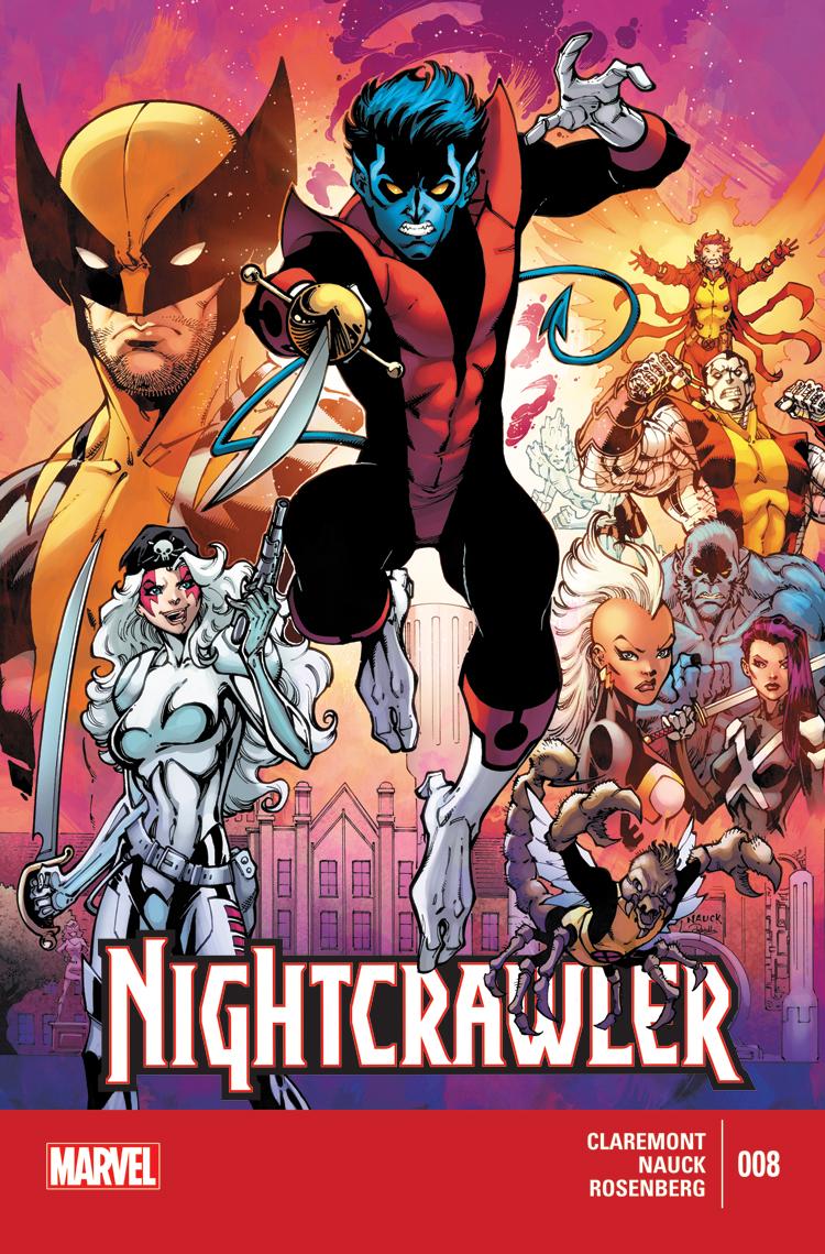 Nightcrawler (2014) #8