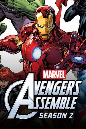 Marvel Universe Avengers Assemble Season Two (2014)