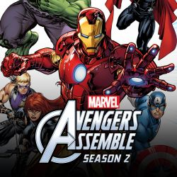 Marvel Universe Avengers Assemble Season Two (2014)