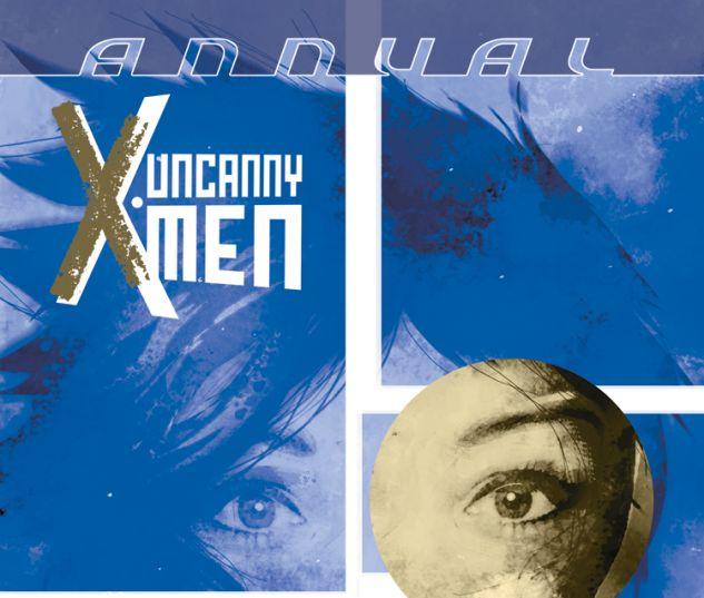 Uncanny X-Men Annual (2014) cover
