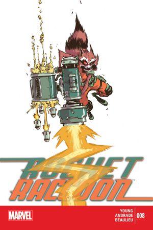 Rocket Raccoon (2014) #8