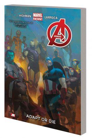 Avengers Vol. 5: Adapt or Die (Trade Paperback)