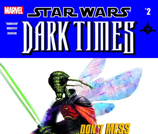 Star Wars: Dark Times - Out Of The Wilderness (2011) #2