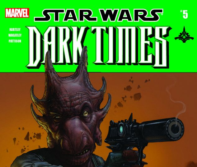 Star Wars: Dark Times (2006) #5