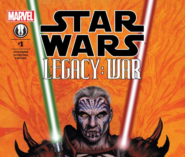 Star Wars: Legacy - War (2010) #1