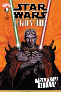 Star Wars: Legacy - War #1