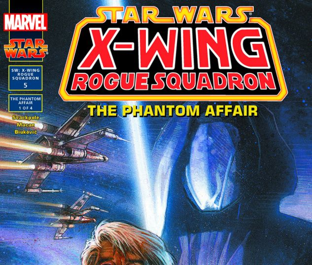 Star Wars: X-Wing Rogue Squadron (1995) #5