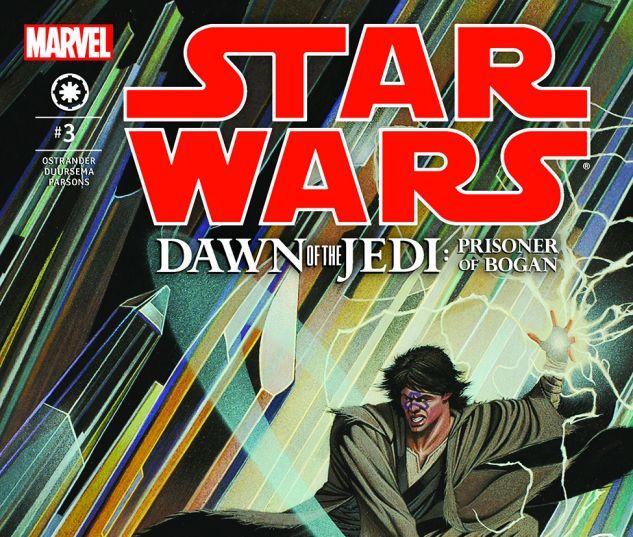 Star Wars: Dawn Of The Jedi - Prisoner Of Bogan (2012) #3