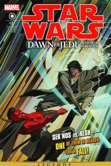 Star Wars: Dawn Of The Jedi - Prisoner Of Bogan (2012) #3