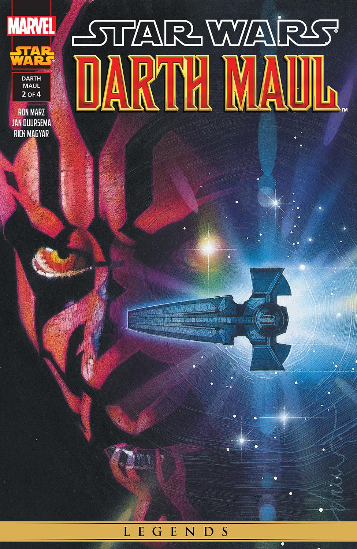 Star Wars: Darth Maul (2000) #2
