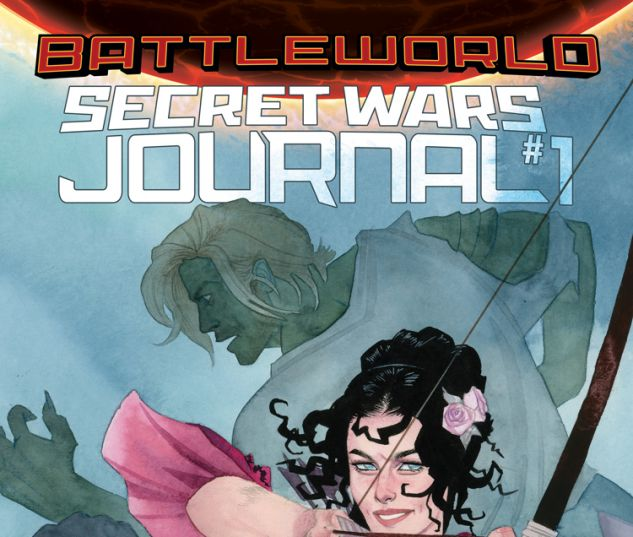 SECRET WARS JOURNAL 1 (SW, WITH DIGITAL CODE)