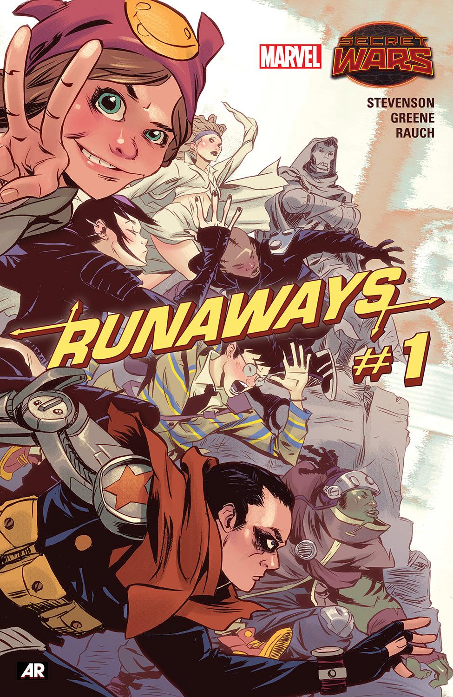 Runaways (2015) #1