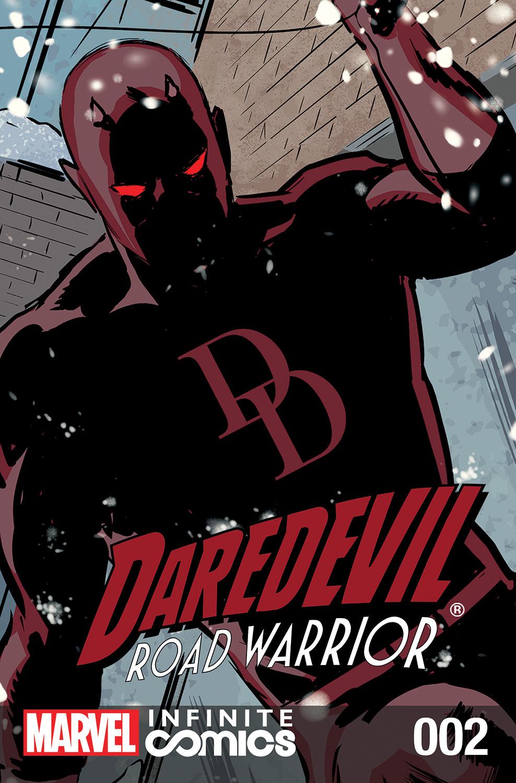 Daredevil: Road Warrior Infinite Comic (2014) #2