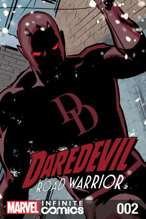 Daredevil: Road Warrior Infinite Comic #2