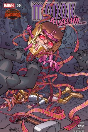 M.O.D.O.K. Assassin (2015) #4