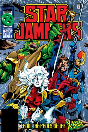 Starjammers (1995) #1