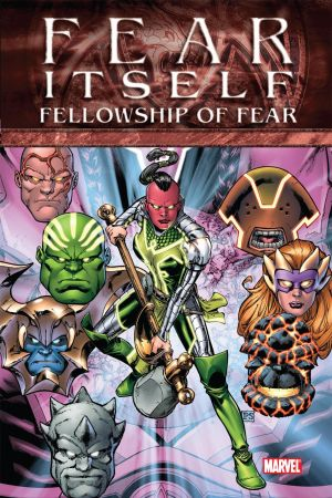 Fear Itself: Fellowship of Fear #1