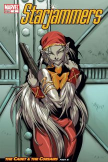 Starjammers #5