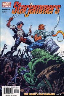 Starjammers (2004) #3