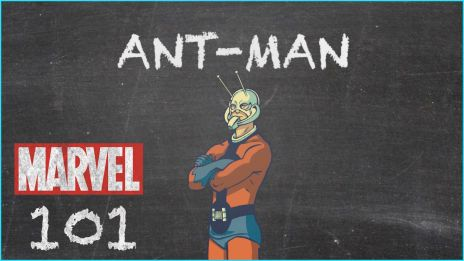 Ex-Con Scott Lang - Ant-Man - MARVEL 101