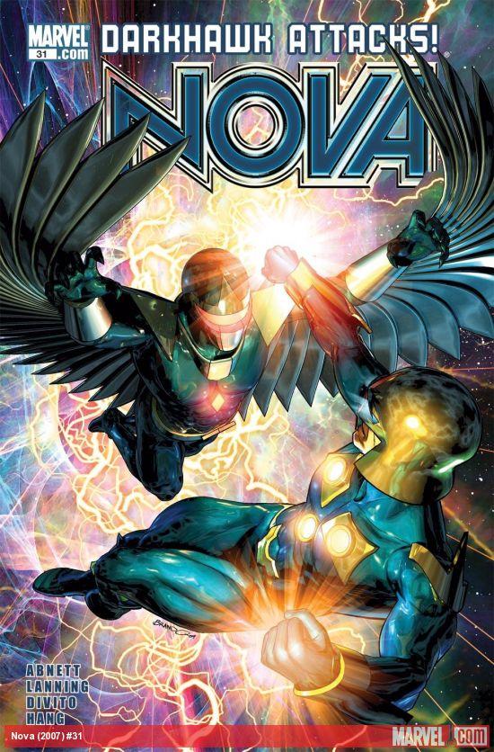 Nova (2007) #31