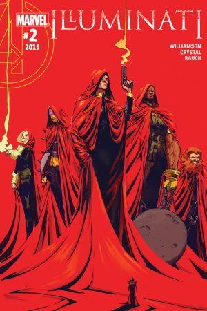 Illuminati (2015) #2
