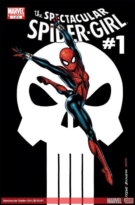 Spectacular Spider-Girl (2010) #1