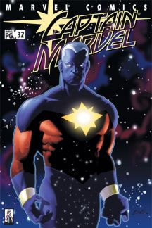 Captain Marvel #32