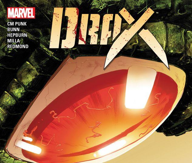 Drax (2015) #4