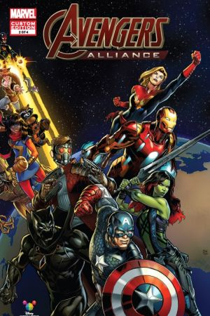 MARVEL AVENGERS ALLIANCE (2016) #2