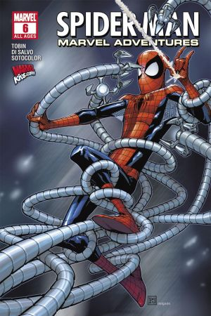 Spider-Man Marvel Adventures #6