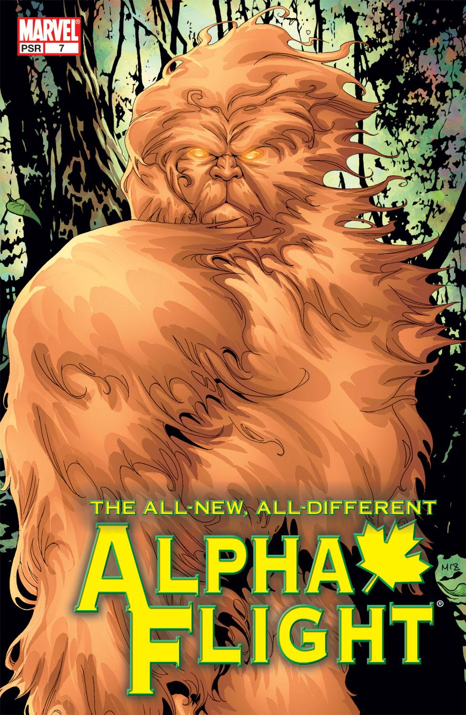Alpha Flight (2004) #7